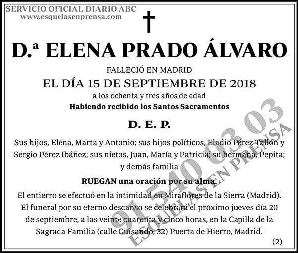 Elena Prado Álvaro
